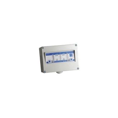 Gasmelder Zentrale 3-Wege Typ SE 194K  - TECNOCONTROL: SE194K