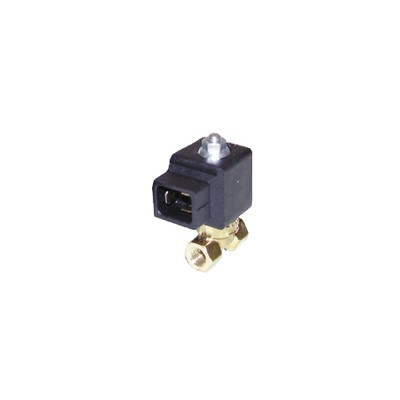 """Electroválvula  FF1/4"""" M13 220V"""