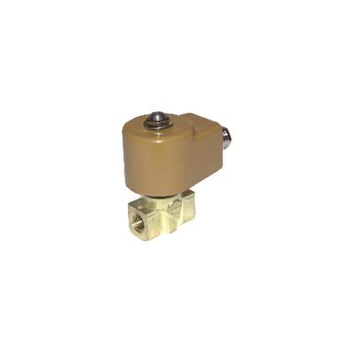 "Solenoid valve type lucifer 121 k 63 ff1/4"""