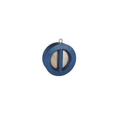 Válvula de retención de doble placa de hierro 80 - SFERACO : 370080
