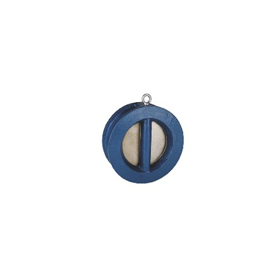 Cast iron double flapper valve 125 - SFERACO : 370125