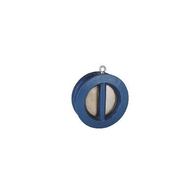 Válvula de retención de doble placa de hierro 200 - SFERACO : 370200
