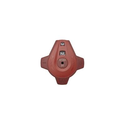 Maniglia completa valvola stad da 20 a 50mm - IMI HYDRONIC : 52186-003