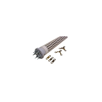 Heating element 2400w 230v - DIFF for Chaffoteaux : 60000684