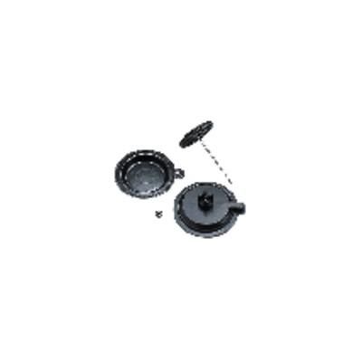 Kit reparación válvula de agua - DIFF para Chaffoteaux : 60100141-20