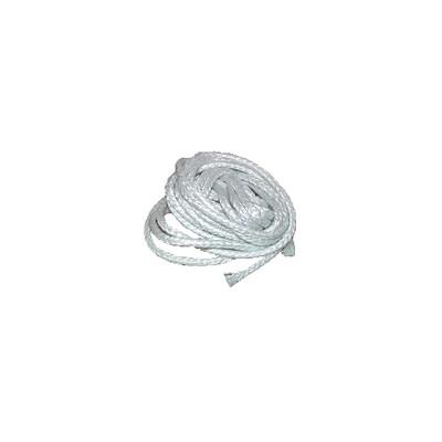 Trenza fibras minerales Ø 25 mm Lg 5m