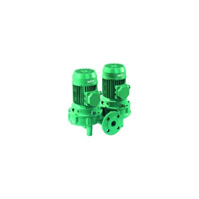 Pompe VEROTWIN-DPL 40/130-2,2/2 - 19 - WILO : 2121245
