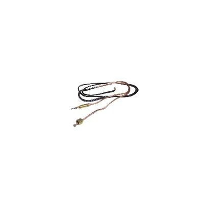 Thermocouple elm 28363 specific ref 87167283630 - DIFF for ELM Leblanc : 87167283630