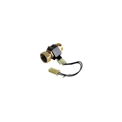Water flow switch - DIFF for ELM Leblanc : 87167602300