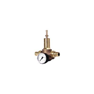 Riduttore di pressione gasolio regolabile da 0,5 a 7 bar