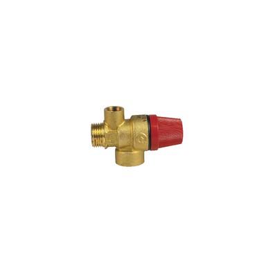 Válvula F3AA40111 - DIFF para Frisquet : F3AA40111