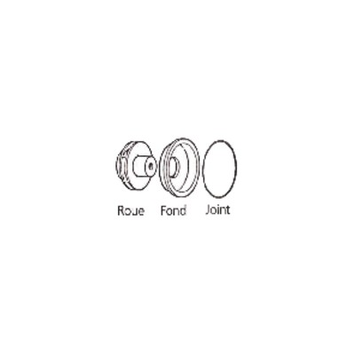 Pochette hydraulique Phe13 - SALMSON : 4004116