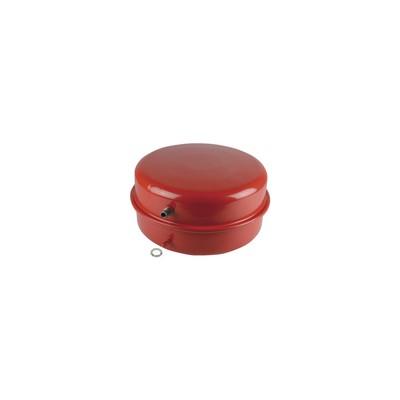 Vaso de expansión circular 12 litros - DIFF para Frisquet : 410126