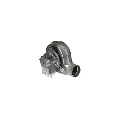 Extracteur de fumée UNICAL 02393K - DIFF pour Unical : 02393K