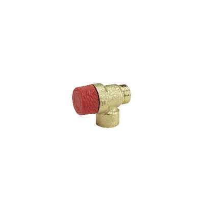 Safety valve 3 bars - DIFF for Unical : 03462P