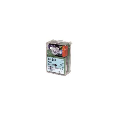 Control box satronic fuel SH213 mod c1 - DIFF for Cuenod : 13011049