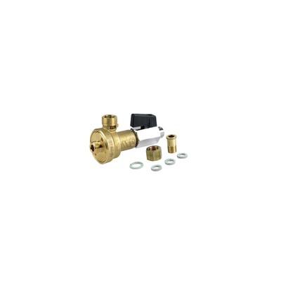 Shut-off valve - DIFF for Vaillant : 014690