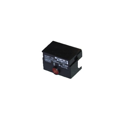 Boîte de contrôle fioul LMO 82 100C2WH