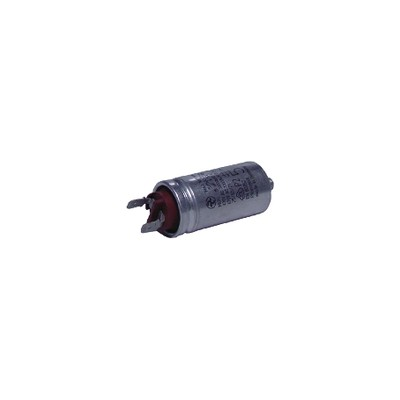 Specific condensator motor 5µf wg-faston 6.35 - DIFF for Weishaupt : 713124