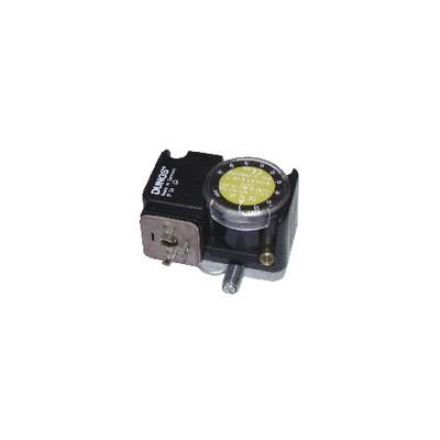 Presostato de aire y gas GW50 - A5/1 - DIFF para Weishaupt : 691378