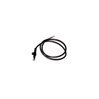 Foto- und UV-resistente Zelle LANDIS ET GYR STAEFA SIEMENS QRB1A mit Kabel L800 - DIFF für Weishaupt: 11196412012