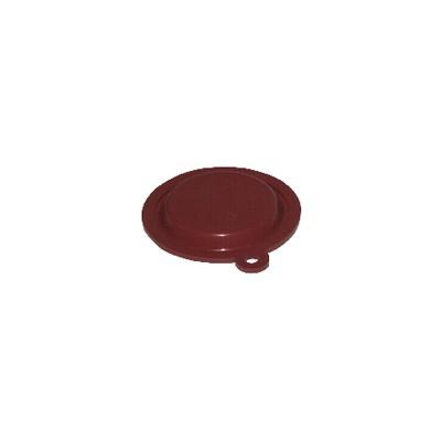 Membrana silicone  - DIFF per Baxi-Roca : 005698660