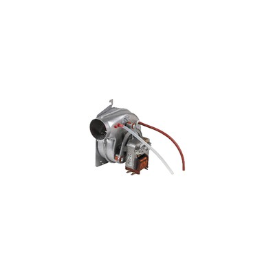 Solenoid valve accessory - Connector for AC current - MADAS (F) : CN.0045