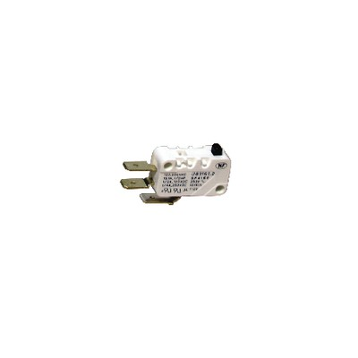 Microswitch change over 10a 3  - ZAEGEL HELD : A814350