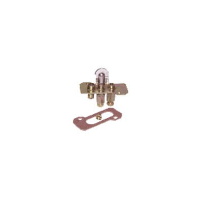 Veilleuse et injecteur POLIDORO 481CF - ZAEGEL HELD : A684239