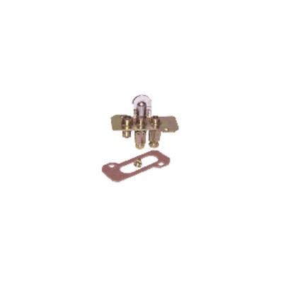 Zündbrenner und Düse POLIDORO Typ 481CF  - ZAEGEL HELD: A684239