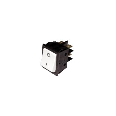 Interruttore per ZH bianco - ZAEGEL HELD : A814384