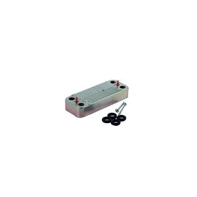 Intercambiador 12 placas - DIFF para Viessmann : 7828745