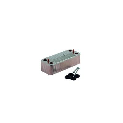 Intercambiador 20 placas - DIFF para Viessmann : 7828746