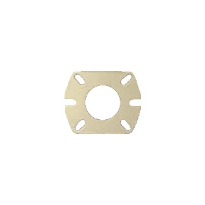 Gasket flange burner godin porcher therclim unical - BALTUR : 50183