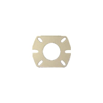 Gasket flange burner  - godin - porcher - unical - BALTUR : 50413