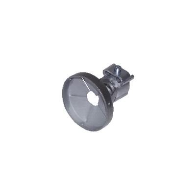 Specific baffle plate ares 18r - BENTONE AHR : 11591501