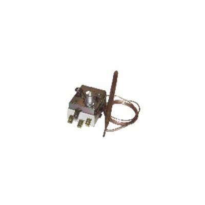 Security aquastat with bulb imit - ls1 cap0,9- 96° - REZNOR : 5127
