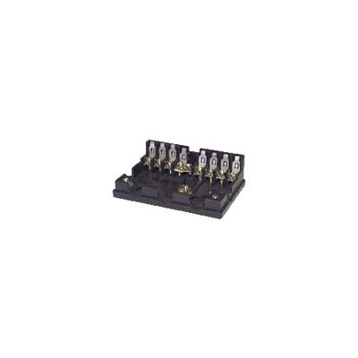 Socle de boîte de contrôle CEM ECEE S401  - ECEE : S401