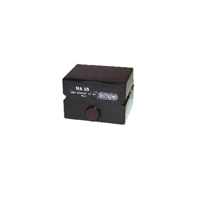 Boîte de contrôle CEM ECEE MA 55D - ECEE : MA55D.10M
