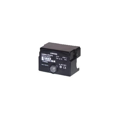 Boîte de contrôle fioul LMO 44 255A2  - SIEMENS : LMO44 255C2