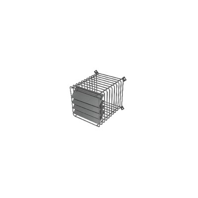 Griglia con deflettore UBBINK - UBBINK : 200201