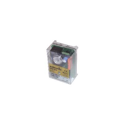 Steuergerät SATRONIC Gas TFI 812-2 max. 120 kW mod 10 - RESIDEO: 02602U