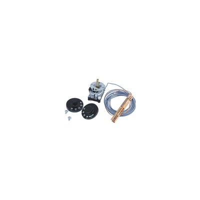 Thermostat réglage rempl.90c - GEMINOX : 5991722