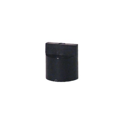 Kit accoppiamento diretto DIFFPRATIC nero (X 6)