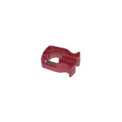Halbelastische Kupplung - Profilgummi - Tetramuffe Kutter zum Trennen
