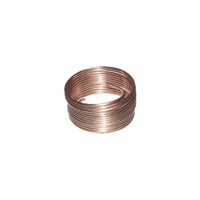 5-metre spool of copper tubing (3mm x 5mm)