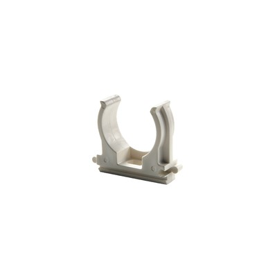 Collier clips pour tube condensat Ø20