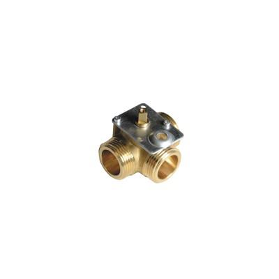"""3-way mixing valve 1""""  - COSMOGAS : 61202006"""