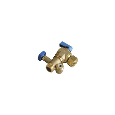 """Filtro gas  - Serie G3 con presa di pressione  FF1"""""""