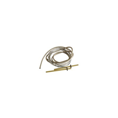 Aluminium wire + electrode connector - RENDAMAX : 65108214